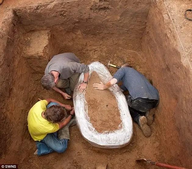 article216489713cb45710 - Arqueólogo aficionado descubre con detector de metales un tesoro Celta valorado en en 15 Millones