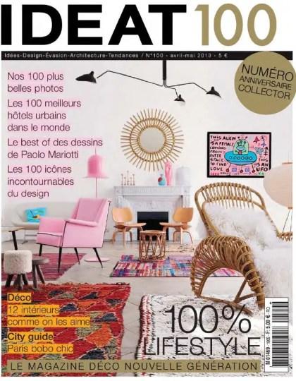 IDEAT N°100 Avril Mai 2013