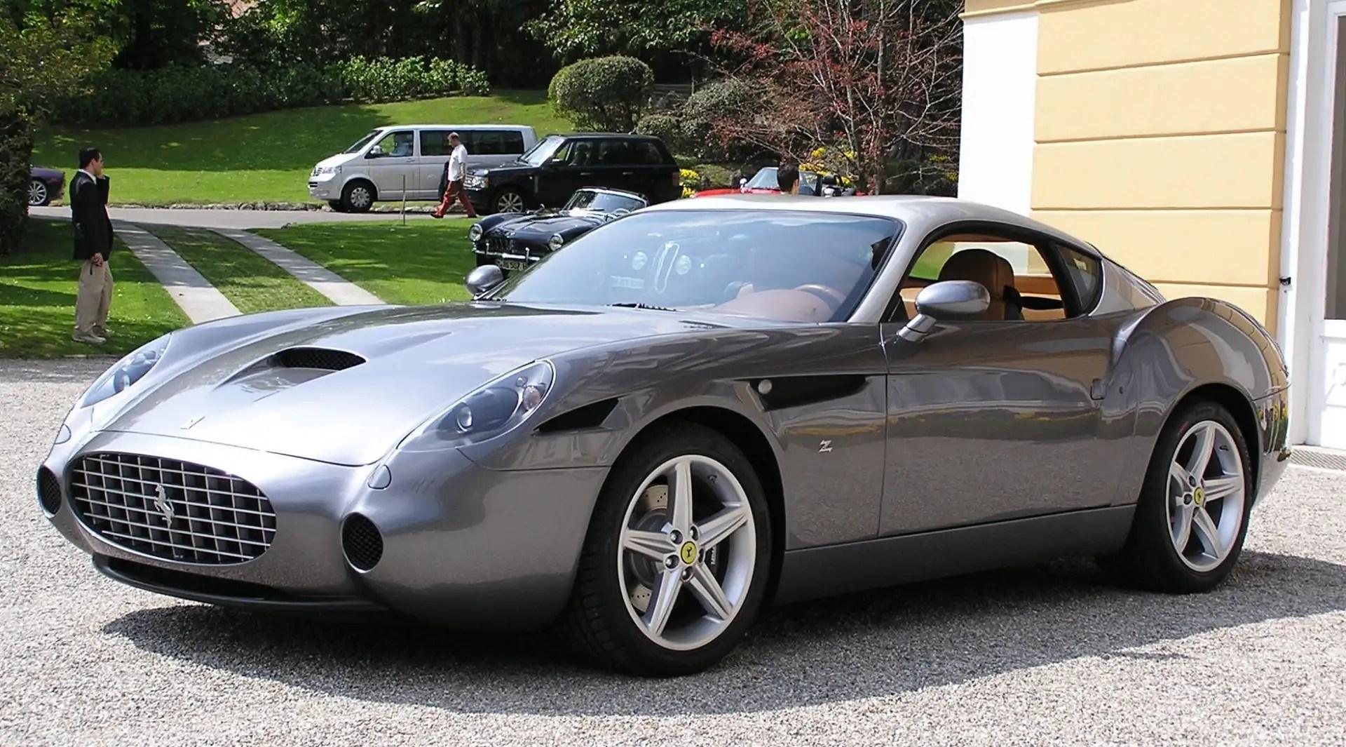 Ferrari 575 Gtz By Zagato Used Car Values
