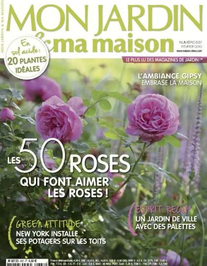 Mon Jardin & Ma Maison N°637 Février 2013