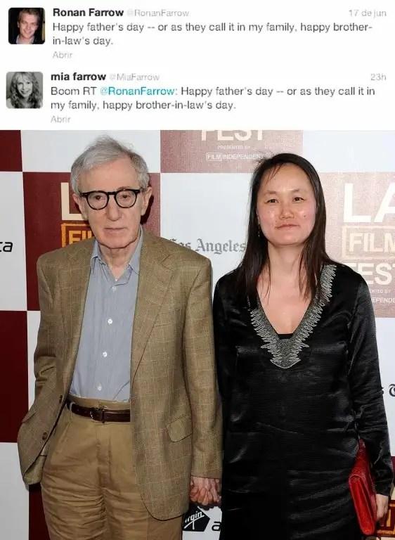 noticias cumpleaños de Woody Allen 2012