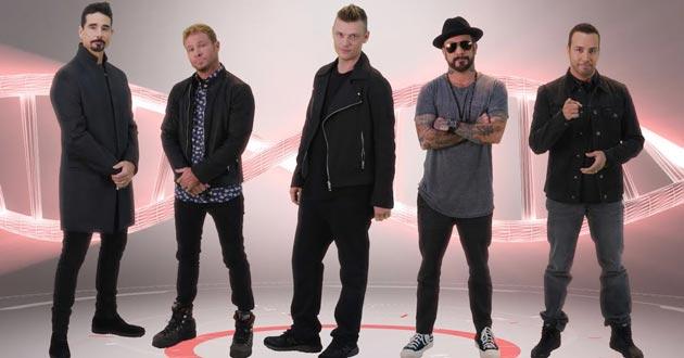 美國經典組合Backstreet Boys開啟十八年來最大規模巡迴演唱會-澳門演唱會推介-Hopetrip旅遊網