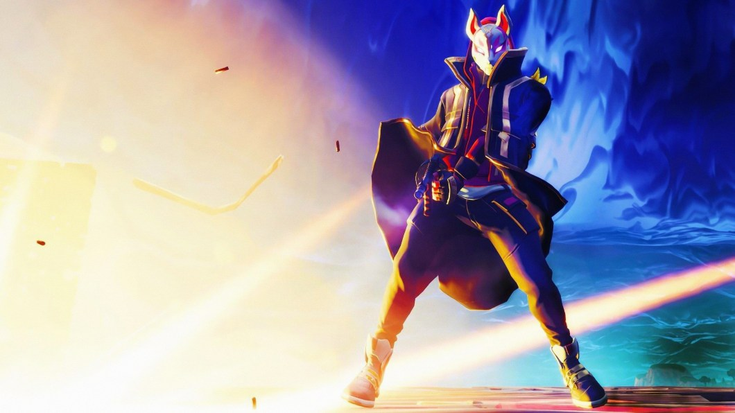 Wallpaper Fortnite Skins Drift