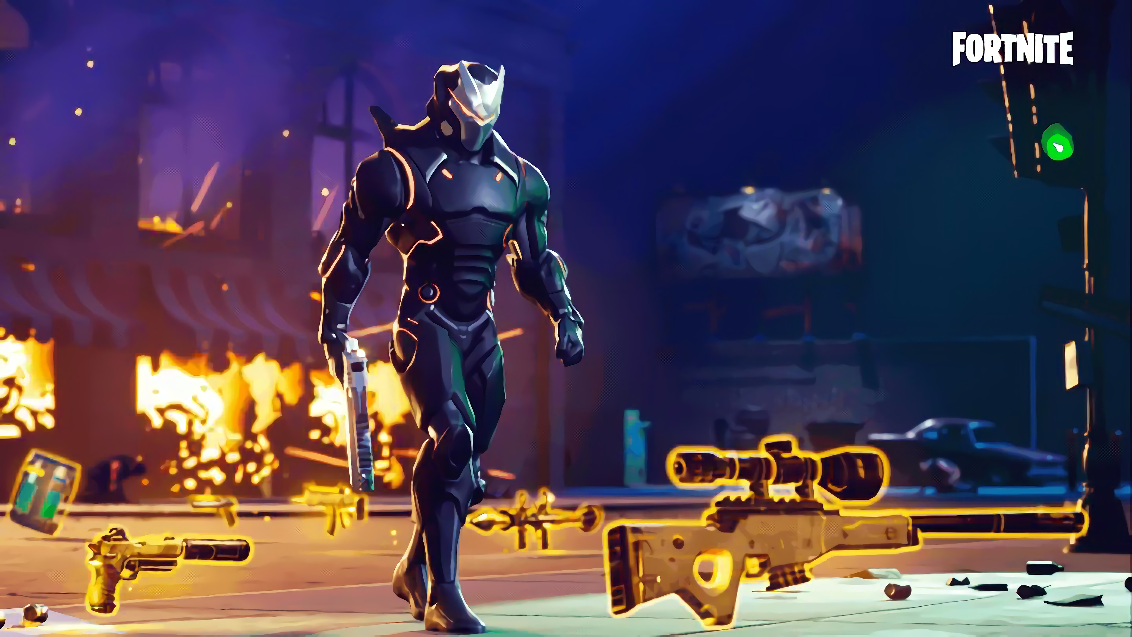 Cool Backgrounds Fortnite Omega