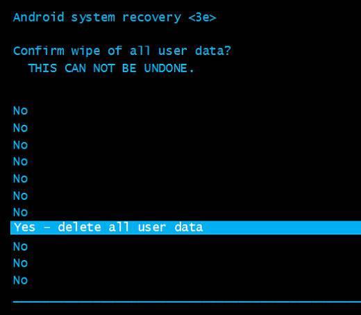 Restablecimiento Del Estado De Fábrica De Su Tablet Compu