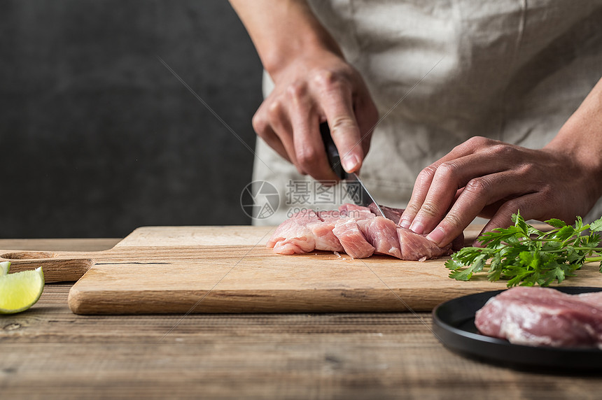 切肉高清圖片下載-正版圖片500772523-攝圖網