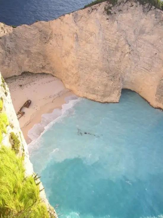 themostbeautifulbeachonz - Esta es una de las playas más Bonitas del Mundo