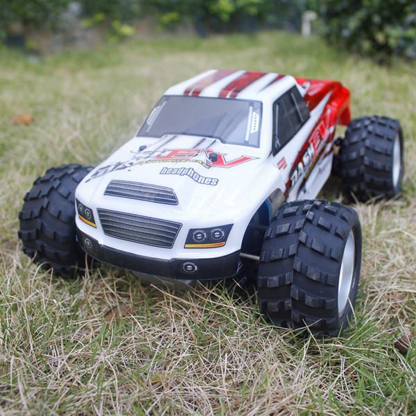 WLtoys A979B 4WD 1/18 Monster Truck RC Car 70km/h