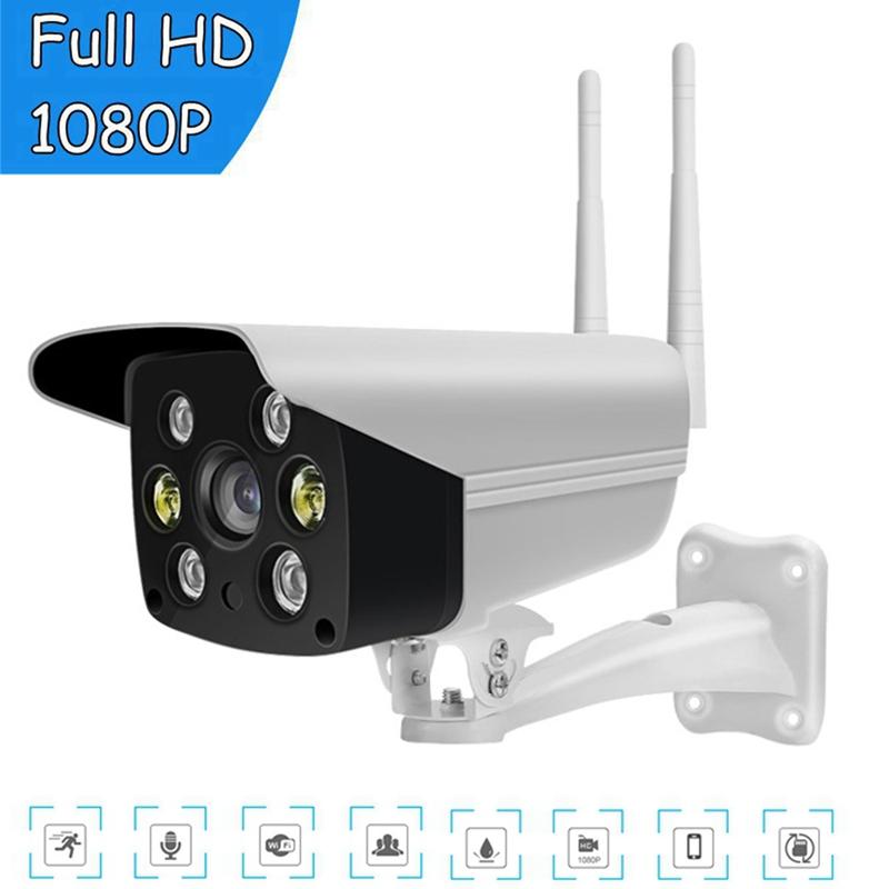 Waterproof APP Audio Wifi IP Camera Home Wireless Security CCTV Monitor  Cloud Camera