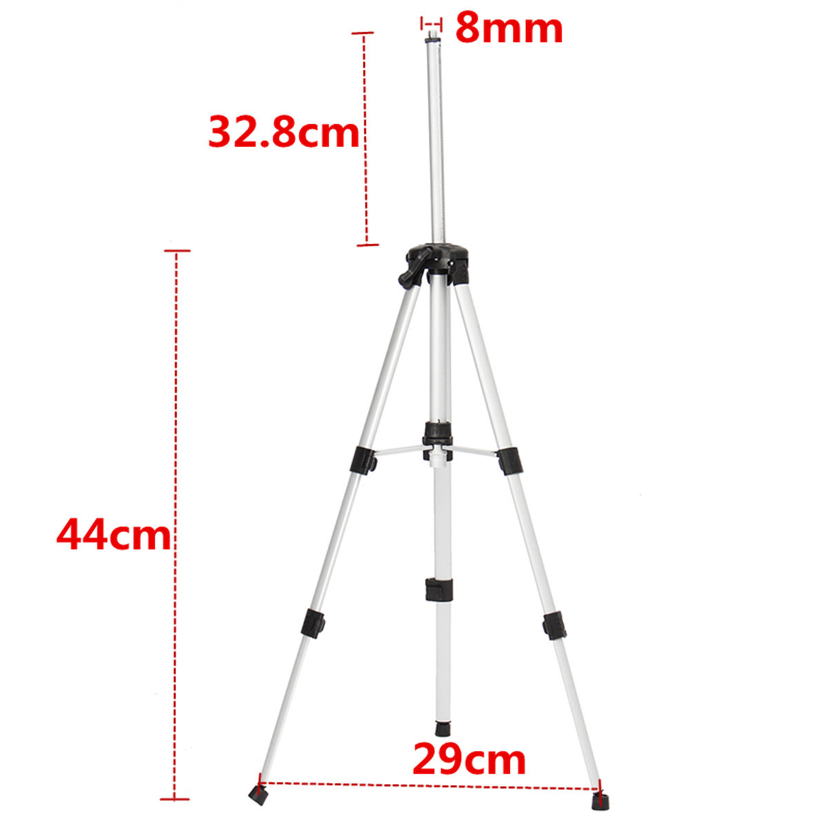 5 Lines 6 Points Professional Waterproof Laser Level Red