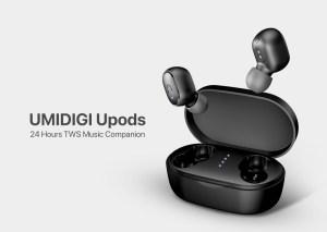 Με 8.50€ κάνεις δικά σου αυτά τα ακουστικά από την UMIDIGI | UMIDIGI Upods bluetooth 5.0 Earphone for Smartphone