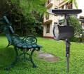 Impermeable Solar Power Laser Lights Proyector Led De Exterior Jardin Fiesta Navidad Ebay