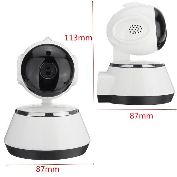 720 P Wireless Security Network CCTV IP Camera Night Vision WIFI Web Cam 10