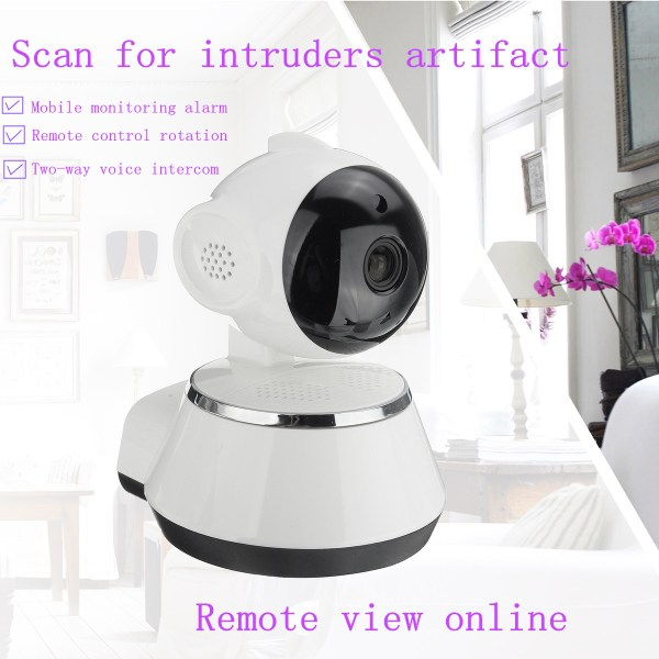720 P Wireless Security Network CCTV IP Camera Night Vision WIFI Web Cam 18