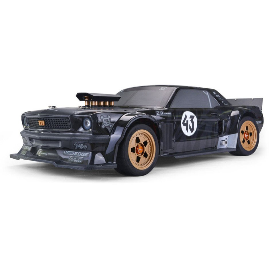ZD Racing EX07 1/7 4WD ELECTRIC HYPERCAR Brushless RC Car Drift Super High Speed 130km/h Huge Vehicle Models Full Proportional Control
