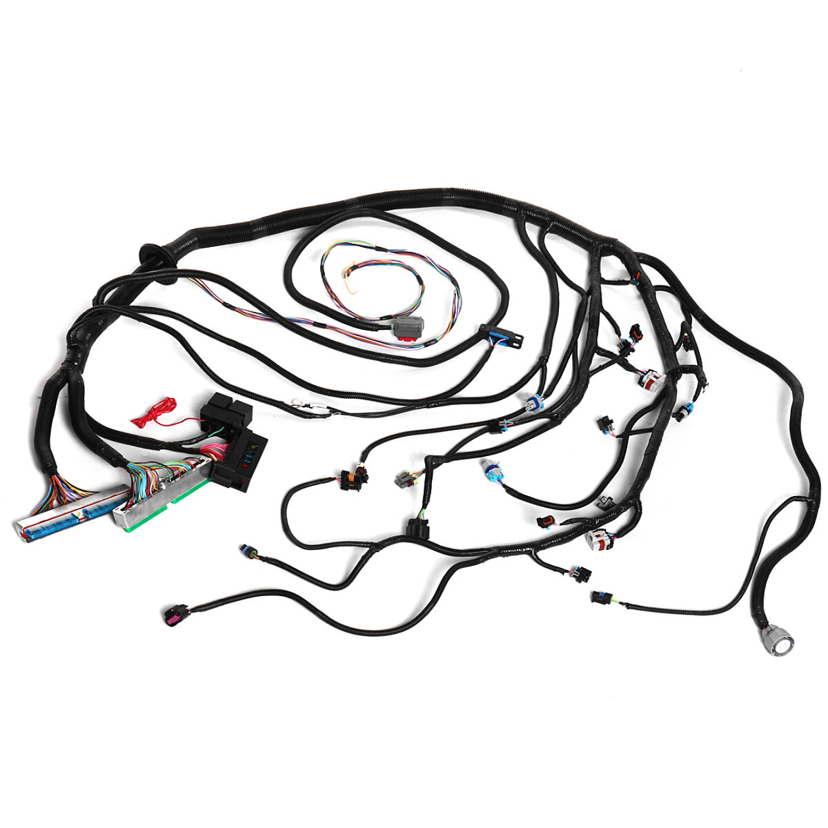 03 07 Ls Vortec Standalone Wiring Harness Drivebywire W