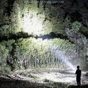 Στα 16€ από αποθήκη Αγγλίας | 5000LM 1500M Powerful Outdoor LED Spotlight 12000mAh USB Phone Power Bank Rechargeable Strong Searching Flashlight