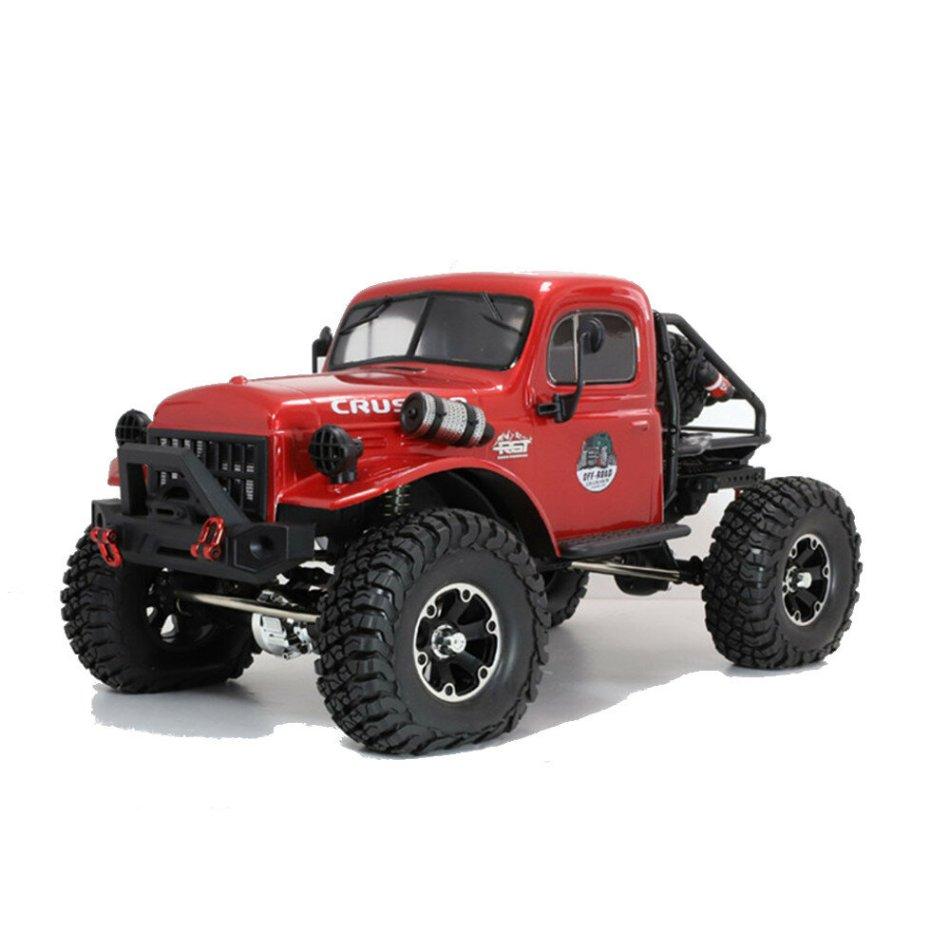 RGT EX86181 RTR 1/10 2.4G 4WD RC Car Rock Crawler Truck Vehicles Models