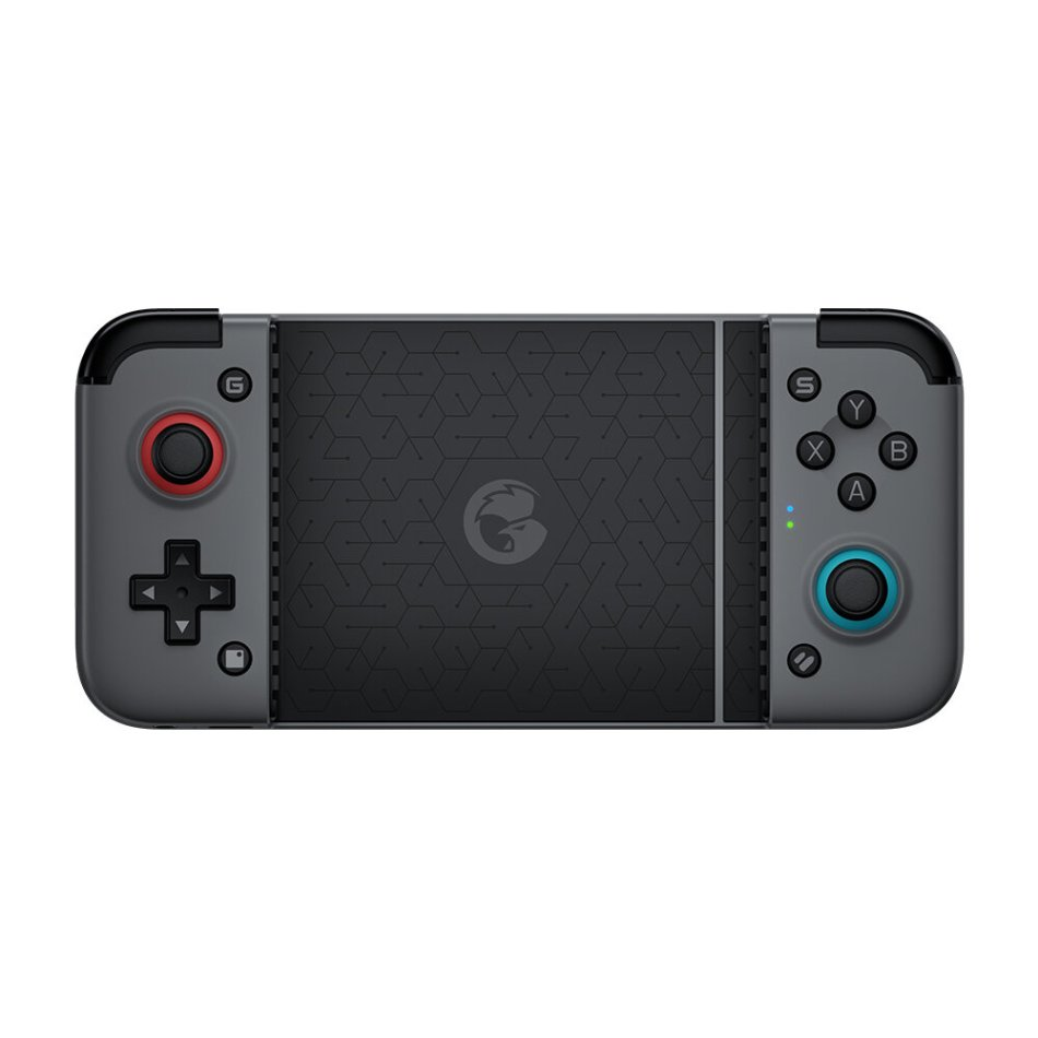 Gamesir X2 Stretchable Bluetooth Game Controller for IOS Android Smartphone Mobile Phone Retractable Wireless Gamepad Game Controller for MFi Games