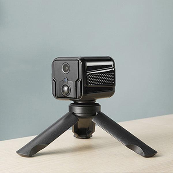 CAMSOY T9 MINI 1080P WIFI IP Camera Two Way Audio Night Vision CCTV Indoor Home Security Surveillance Camera Baby Pet Monitors