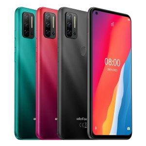Στα 116€ από αποθήκη Κίνας Ulefone Note 11P 6.55 inch 8GB RAM 128GB ROM 48MP Quad Camera Android 11 4400mAh Helio P60 Octa Core 4G Smartphone – EU Version