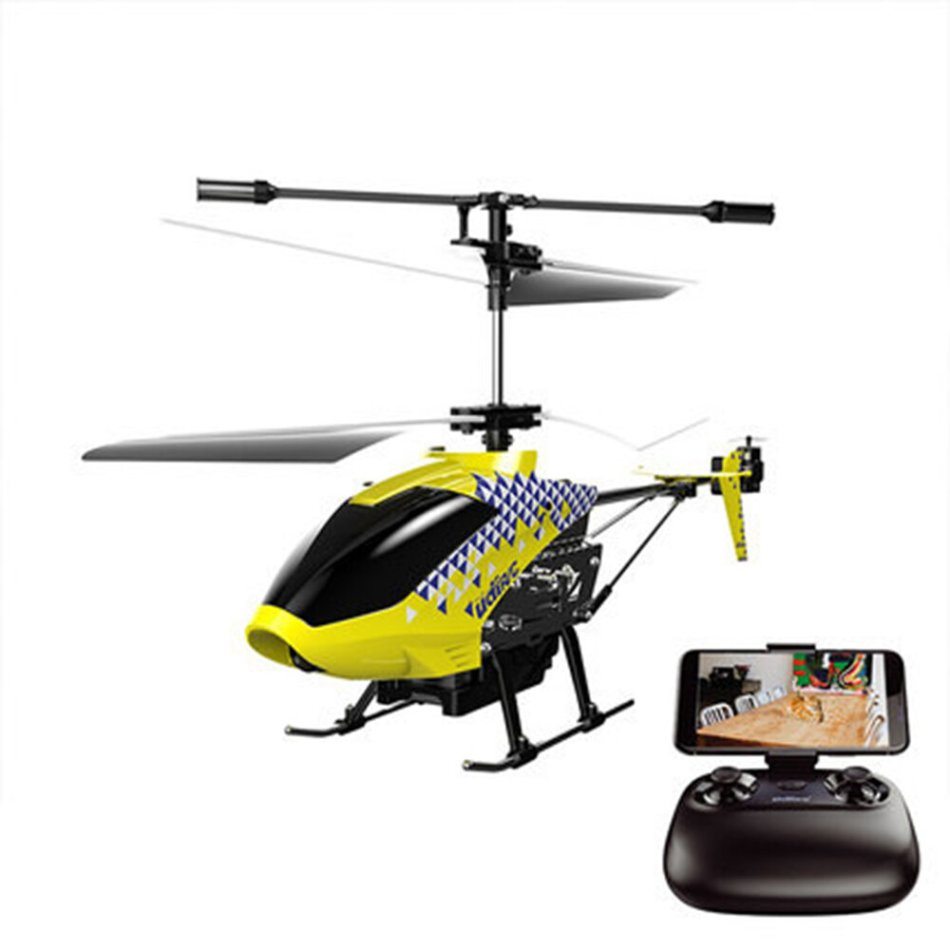 UDIRC U12S 2.4G 3.5CH RC Helicopter RTF with FPV Wifi Camera