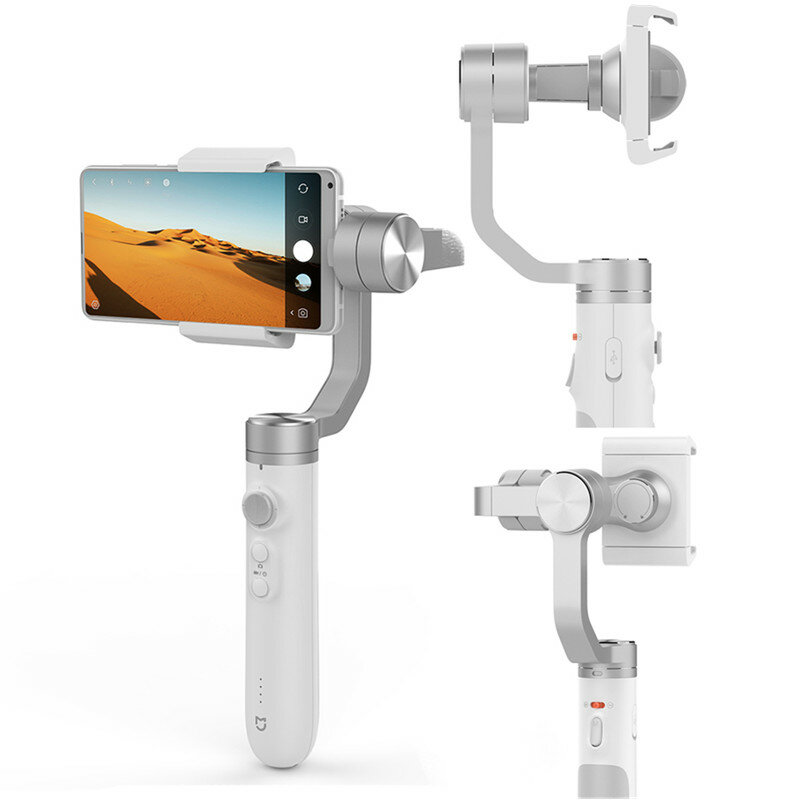 Xiaomi mijia sjyt01fm 3 axis handheld gimbal stabilizer with 5000mah  battery for action camera phone Sale - Banggood.com-arrival notice