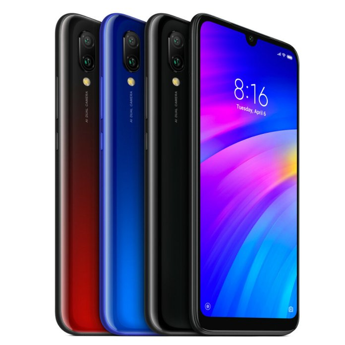 £122.41Xiaomi Redmi 7 6.26 inch Dual Rear Camera 3GB RAM 32GB ROM Snapdragon 632 Octa core 4G SmartphoneSmartphonesfromMobile Phones & Accessorieson banggood.com