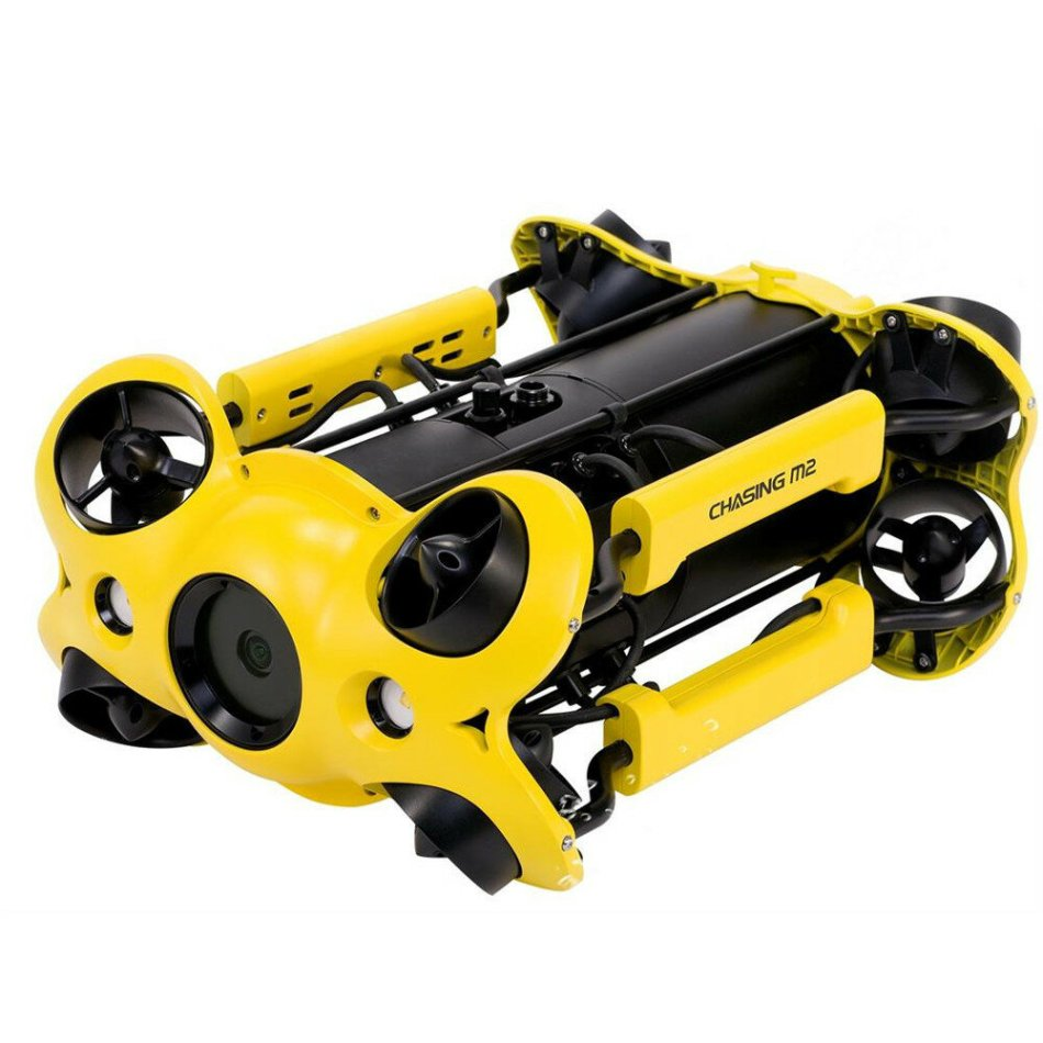 CHASING M2 P100 ROV 100m with 4K EIS UHD Camera Underwater Drone Rescue Robot