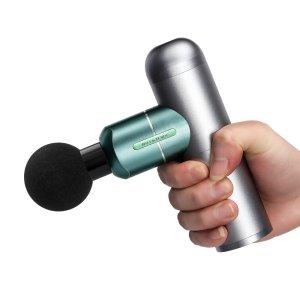 Στα €43.34 από αποθήκη Κίνας | BlitzWolf BW FAS1 Electric Percussion Massage Guns 2000mAh 4 Speeds Deep Tissue Muscle Vibration Therapy Massager W or 4 Massage Heads