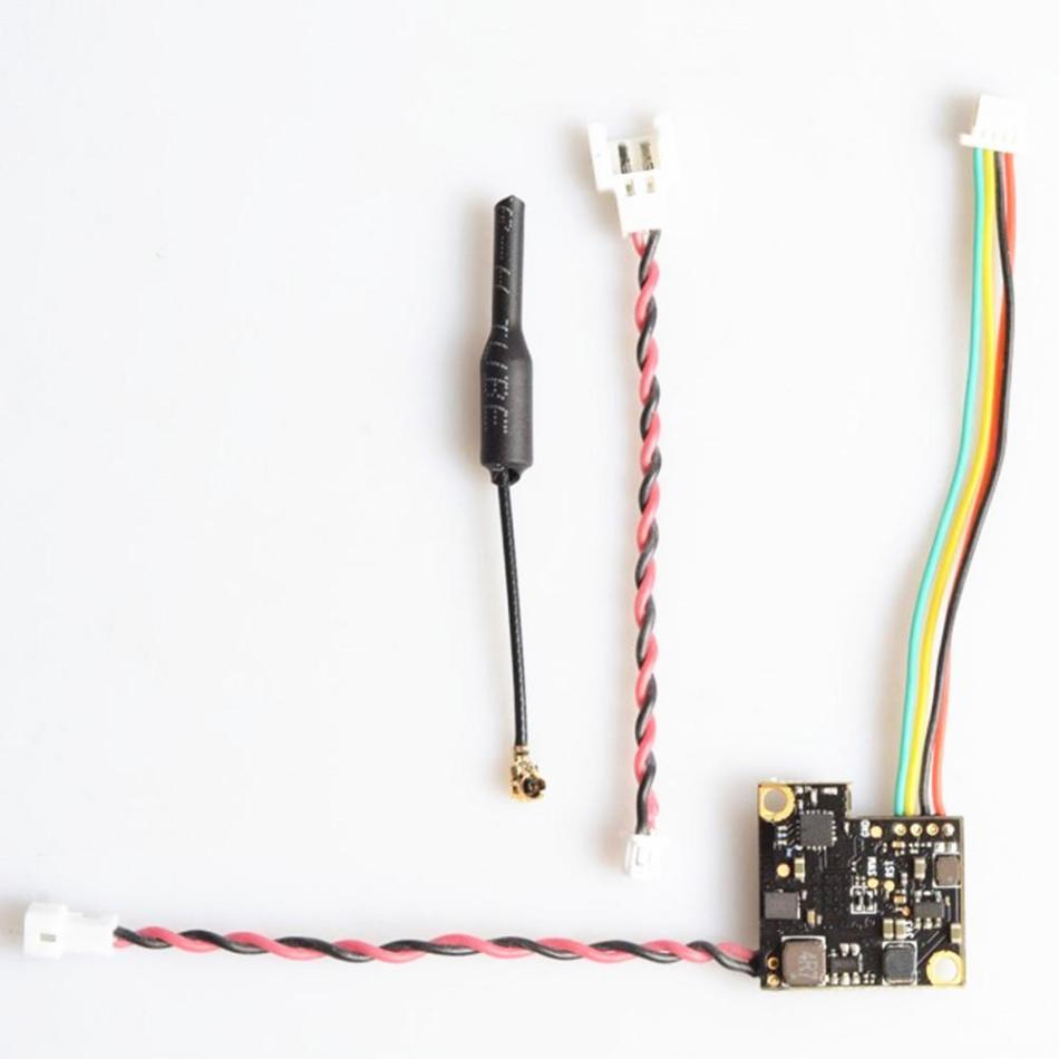 AKK Nano 3 5.8GHz Stackable FPV Transmitter 25mW/200mW VTX w/ Smart Audio Support OSD for Runcam/Foxeer Micro