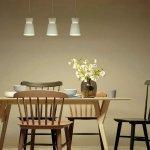 Αποθήκη Τσεχίας | Yeelight YLDL05YL Three head E27 Universal Dining Table Pendant Light Adjustable Chandelier APP Control