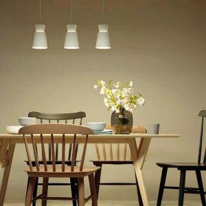Αποθήκη Τσεχίας   Yeelight YLDL05YL Three head E27 Universal Dining Table Pendant Light Adjustable Chandelier APP Control