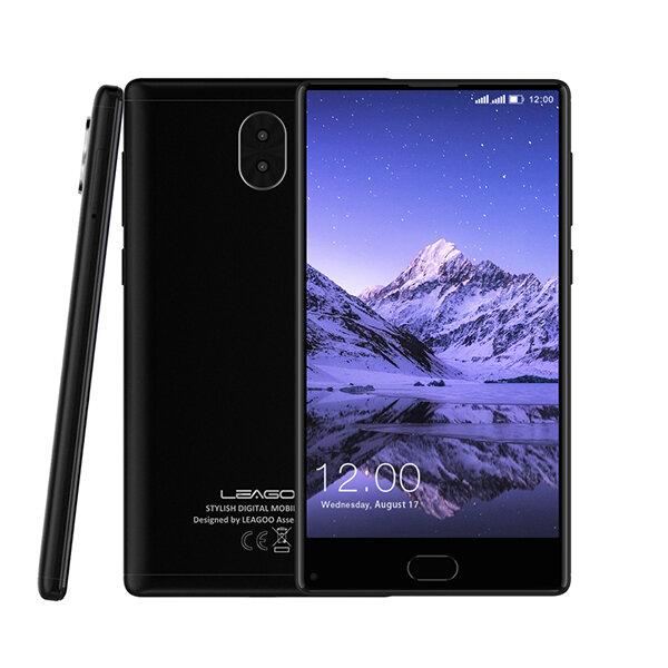 LEAGOO KIICAA MIX 5.5 inch FHD 3000mAh 13MP Front Camera 3GB RAM 32GB ROM MT6750T Octa Core 1.5GHz 4G Smartphone