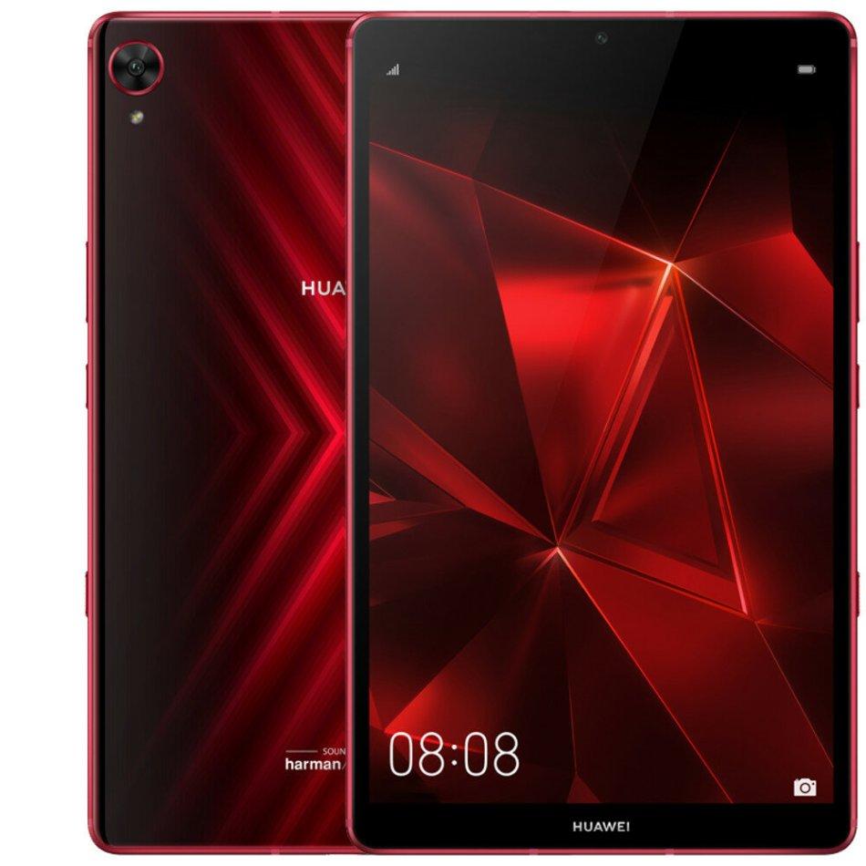 Original Box Huawei M6 Turbo Edition CN ROM WIFI 6GB RAM 128GB ROM HiSilicon Kirin 980 8.4 Inch Android 9.0 Pie Tablet