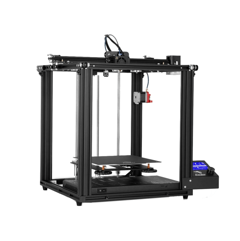 Creality 3D® Ender-5 Pro Upgraded 3D Printer Pre-installed Kit 220*220*300mm Print Size with Silent Mainboard/Removable Platform/Dual Y-Axis/Modular Design