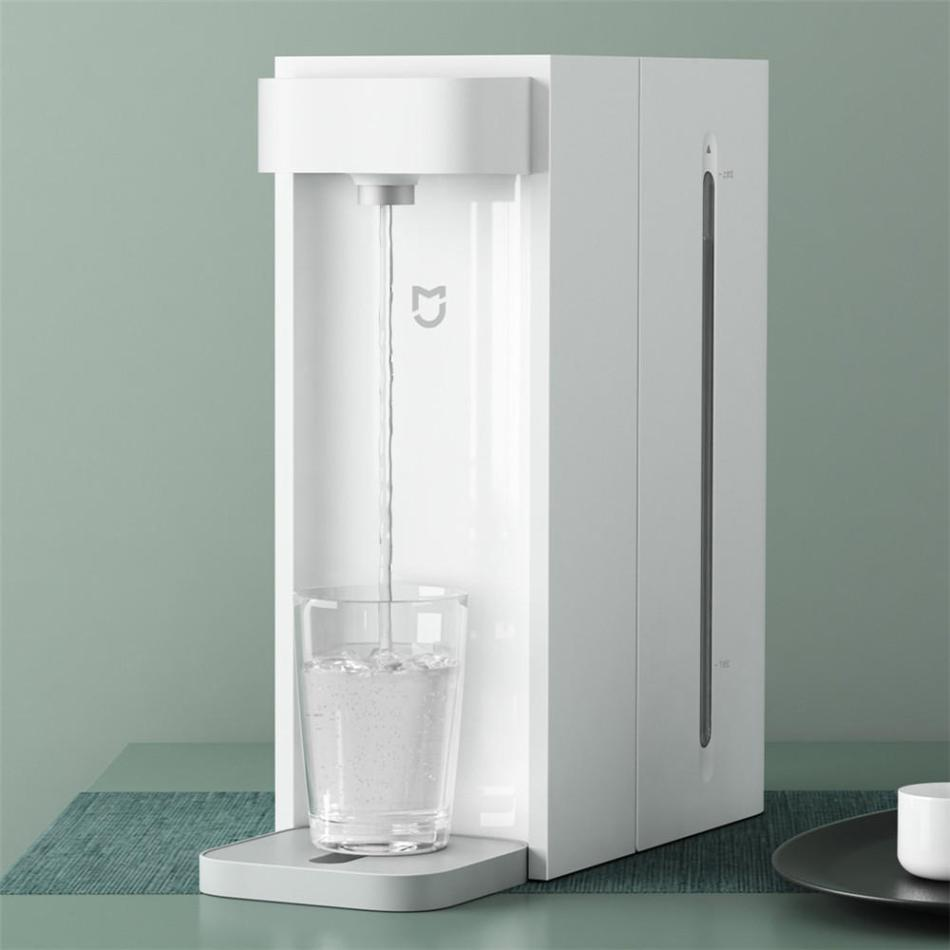 Xiaomi C1 Smart Instant Hot Drinking Water Dispenser 3S Quick Heating 2.5L Large Capacity 3 Modes Water Temperature Adjustable Portable Home/Office Desktop Hot & Cold Water Pumping Device
