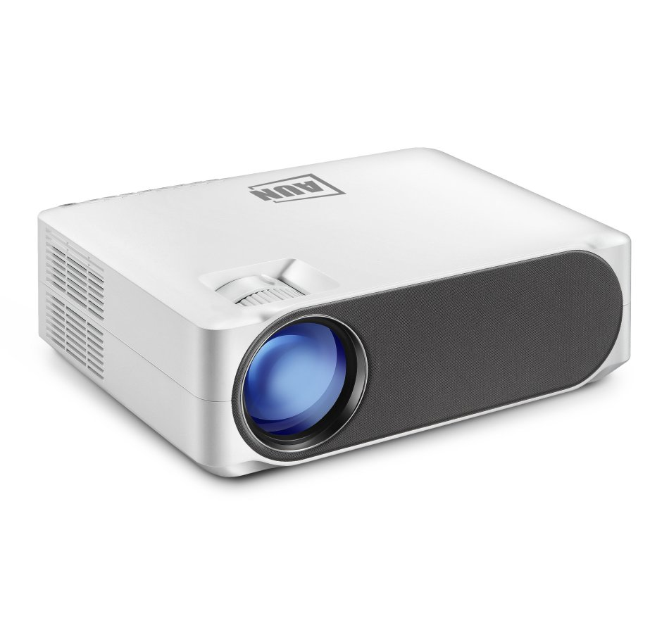 AUN AKEY6S Projector Full HD 1080P Resolution 5800 Lumens Android Version 1G+8G WIFI 2.4G Bluetooth 4.0 Built in Multimedia System Video Beamer LED Projector for Home Theater