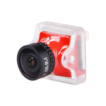 Foxeer Predator 4 Nano Super WDR 4ms Low Latency 1000TVL FPV Racing Camera OSD 4:3 16:9 NTSC PAL for RC Drone