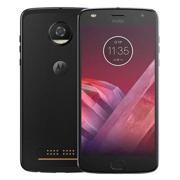 Lenovo Moto Z2 play 5.5 Inch Fingerprint 4GB RAM 64GB ROM Snapdragon 626 Octa core 4G Smartphone