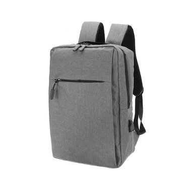 Mi Backpack Classic Business Backpacks 17L Capacity Students Bag Men Women Bags For 15inch Grey
