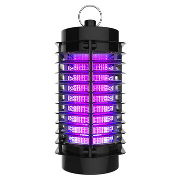 Original Cokit Eletric Mosquito Killer Dispeller Light Lamp UV Light Mosquito Repellent Trap Smokeless Odorless Outdoor Insect Killer Lamp