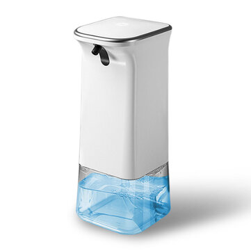 Enchen 280ML Auto IR Inductive Touchless Foaming Liquid Soap Dispenser IPX4 Waterproof 0.25s Quick Sensing Hand Sanitizer Bubble Washer from Xiaomi Youpin