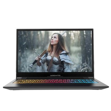 £707.2424%T-BOOK X9S Gaming Laptop 16.1 Inch Intel Pentium G5400 16GB DDR4 512GB SSD GTX1050Ti 4G 144Hz Gaming Screen RGB Full Color Backlit Keyboard Laptops & AccessoriesfromComputer & Networkingon banggood.com