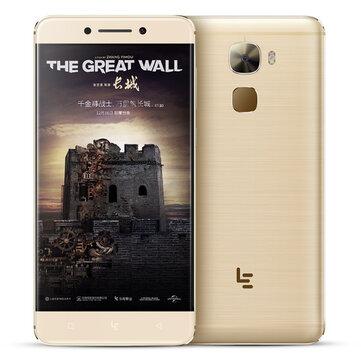 LeTV Leeco Le Pro 3 X727 5.5-inch 4GB RAM 64GB ROM Snapdragon 821 Quad-core 4G Smartphone