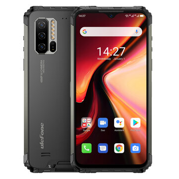 Ulefone Armor 7 IP68 IP69K Waterproof 6.3 inch 8GB 128GB 48MP Camera NFC Wireless Charge Helio P90 Octa Core 4G Smartphone Mobile Phones from Phones & Telecommunications on banggood.com