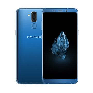 Meiigoo S8 6.1 Inch FHD+ 3.0D Glass 4GB RAM 64GB ROM MTK6750T Octa-Core 4G Smartphone