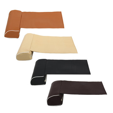 universal car seat cushion foot support pillow legs support leather leg cushions