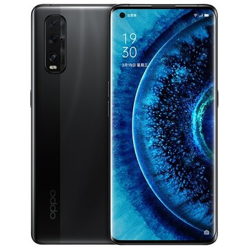 OPPO Find X2 5G Smartphone CN Version 6.7 inch 3K QHD+ 120Hz Refresh Rate 240Hz Touch Registration Rate NFC Android 10 4200mAh 48MP Triple Rear Cameras 32MP Front Camera 8GB 128GB Snapdragon 865SmartphonesfromMobile Phones & Accessorieson banggood.com