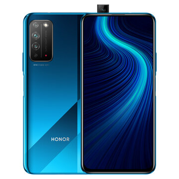 HUAWEI Honor X10 CN Version 6.63 inch 40MP RYYB Camera 22.5W Fast Charge 6GB 128GB Kirin 820 Octa Core 5G Smartphone Mobile Phones from Phones & Telecommunications on banggood.com